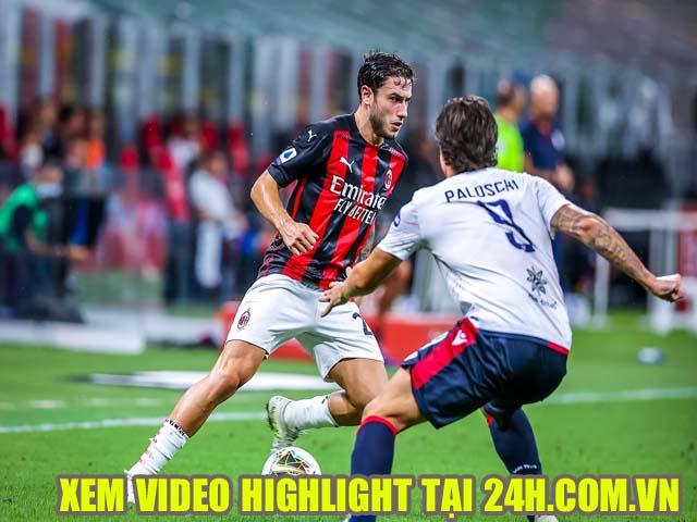 Video AC Milan - Cagliari: Nỗi nhớ Ibrahimovic, run rẩy chờ cuộc quyết đấu