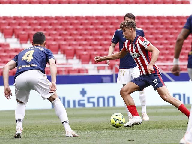 Video Atletico Madrid - Osasuna: Ngược dòng mãn nhãn, ghi danh Suarez