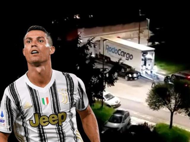 Ronaldo khiến Juventus sốc nặng: Bí mật chuyển hết siêu xe rời Italia giữa đêm
