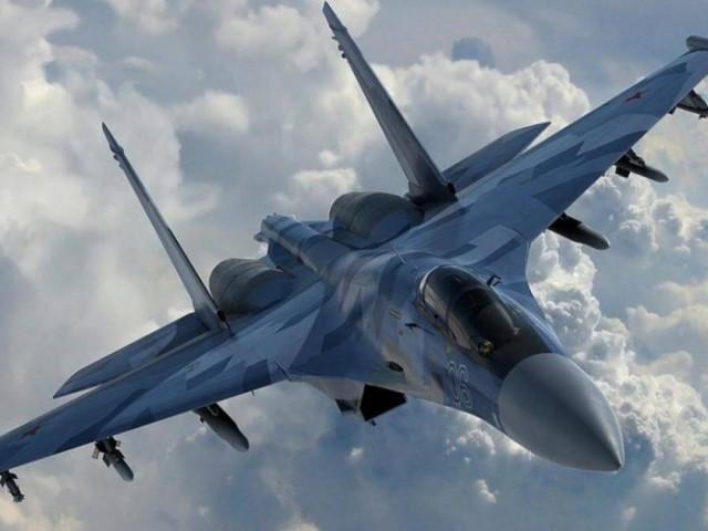 Một động tác của phi công Su-30 Nga là đủ để khiến 3 máy bay Pháp bỏ chạy