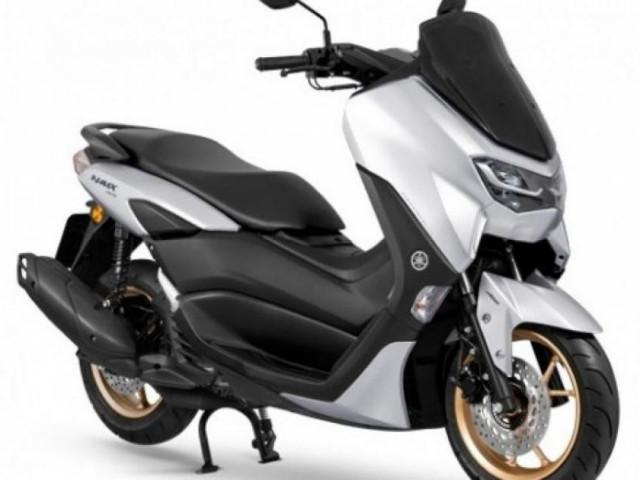 Xe tay ga Yamaha NMAX Conected 2021 sắp ra mắt, giá 50 triệu đồng
