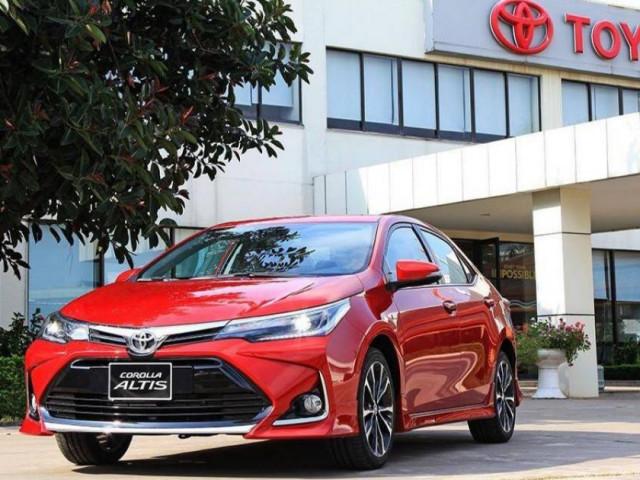 Top 10 xe bán chạy nhất Nhật Bản: Toyota áp đảo