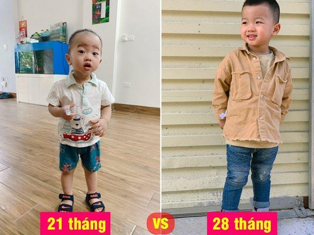 """Chùm ảnh chứng minh: Không có đứa trẻ thấp lùn, chỉ là bố mẹ đã biết cách tăng chiều cao """"chuẩn"""" hay chưa?"""