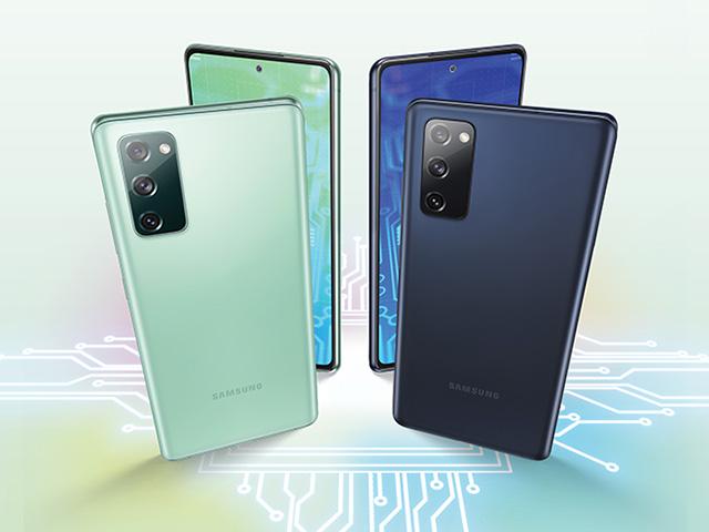 Samsung Galaxy S20 FE mạnh mẽ hơn ra mắt với giá 15,49 triệu đồng