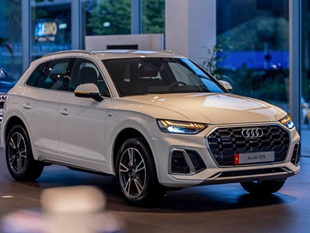 Audi Q5 phiên bản mới ra mắt thị trường Việt, dự kiến hơn 2,5 tỷ đồng