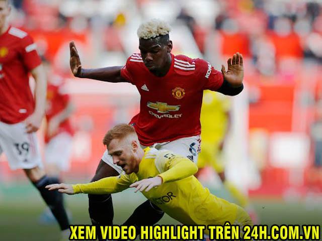 Video MU - Fulham: Siêu phẩm đỉnh cao, bước ngoặt phút 76