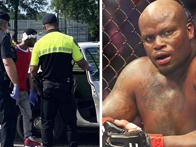 Cướp nhầm xe nhà vô địch MMA bị đánh nhừ tử, mừng rỡ vì cảnh sát tới