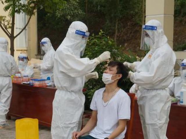 Xác minh nữ công nhân mắc COVID-19 bỏ trốn khỏi Bắc Giang