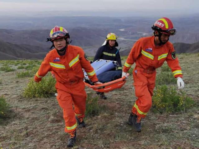 20 người chết tại cuộc đua ultra-marathon ở Trung Quốc