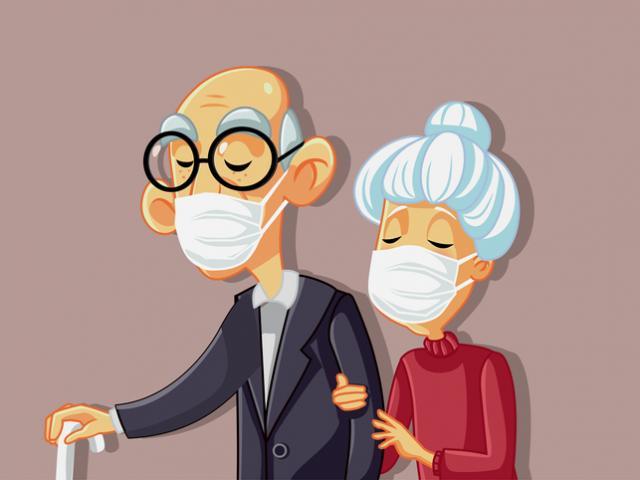 10 điều người cao tuổi cần làm để tránh lây nhiễm COVID-19