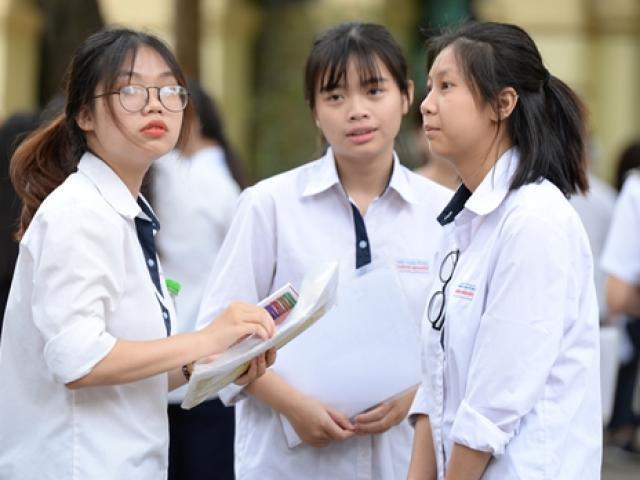 Hà Nội thông tin chính thức về lịch thi vào lớp 10 và lịch thi tốt nghiệp THPT