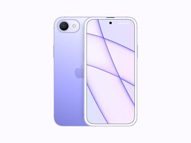 """Hình dung iPhone SE với thiết kế """"đục lỗ"""" siêu hút Fan"""