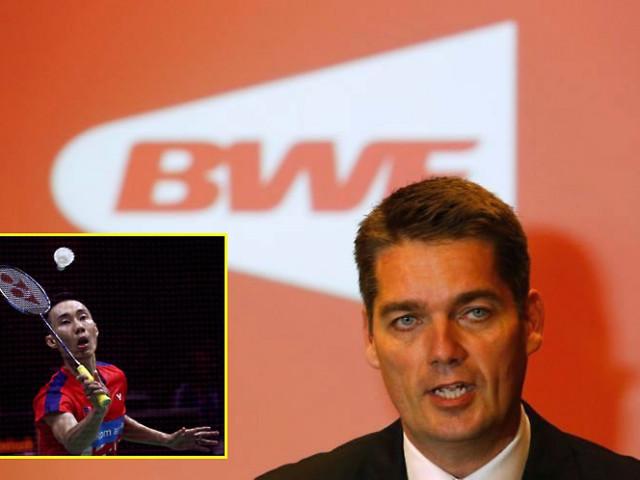 Lee Chong Wei phản đối cách tính điểm mới môn cầu lông