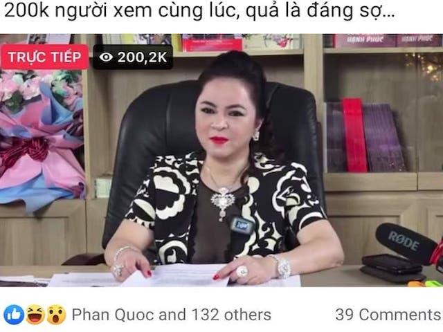 Người dùng internet đổ xô tìm 'Nguyễn Phương Hằng' trên Google, YouTube