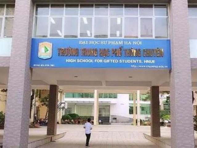 Trường THPT chuyên Sư phạm tổ chức thi thử vào lớp 10 trực tuyến