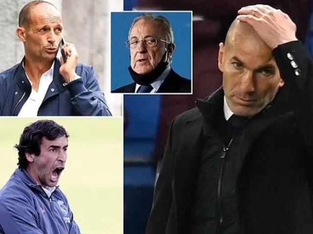 """Zidane rời Real: """"Dải ngân hà"""" hoang tàn, siêu HLV nào dám nhảy vào lửa?"""