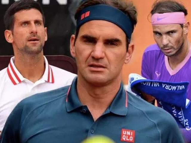 Cực nóng bốc thăm Roland Garros: Djokovic sớm đại chiến Federer và Nadal