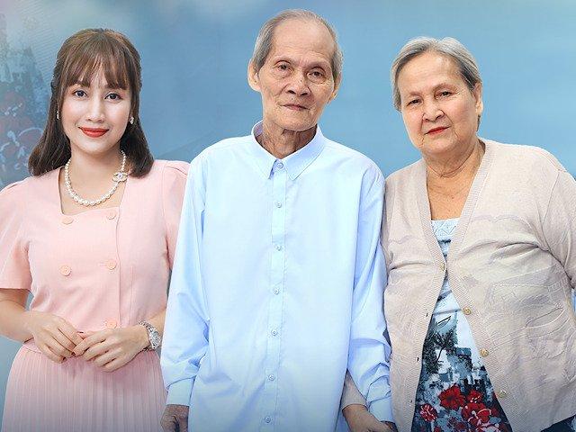 """Ốc Thanh Vân bất ngờ với """"chuyện tình như phim"""" từ lúc 5 tuổi của cuộc hôn nhân nửa thế kỷ"""