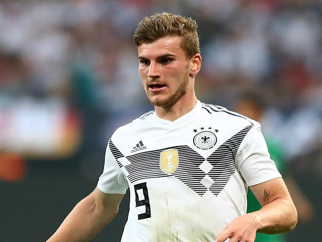 """ĐT Đức dự EURO: """"Vua việt vị"""" Werner mừng rỡ được đá với siêu sao Muller"""