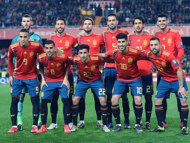 Soi đội HOT nhất EURO: ĐT Tây Ban Nha không Ramos & dàn sao Real vẫn cực đáng sợ