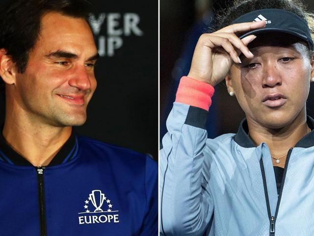Federer được hiến diệu kế ở Roland Garros, Osaka bị phạt 15.000 USD (Tennis 24/7)