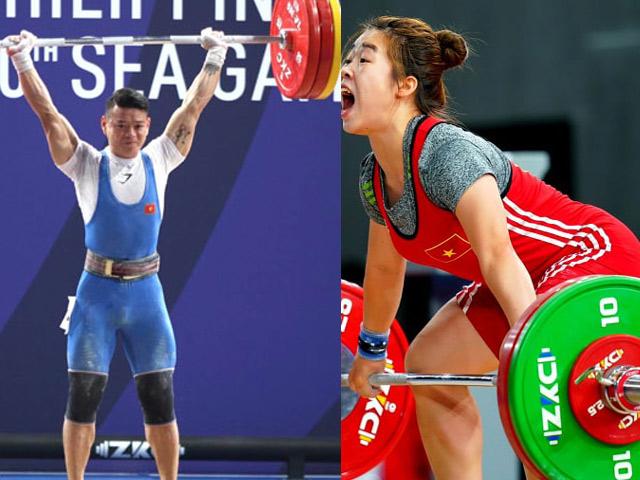 Cử tạ Việt Nam nguy cơ mất trắng 2 suất Olympic vì án phạt doping