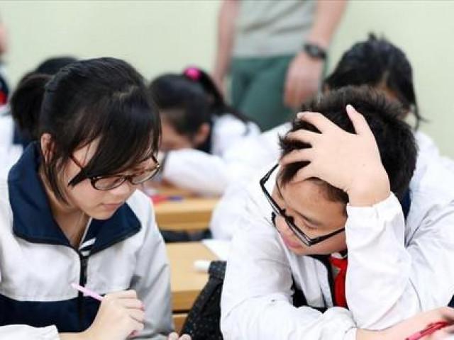 Hà Nội: Có 30 thí sinh thi tốt nghiệp THPT diện F0 và F1, vẫn thi đúng lịch?