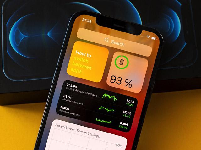 iPhone 12 Pro Max chỉ đạt hạng 4 về pin - có điều gì đó sai sai?