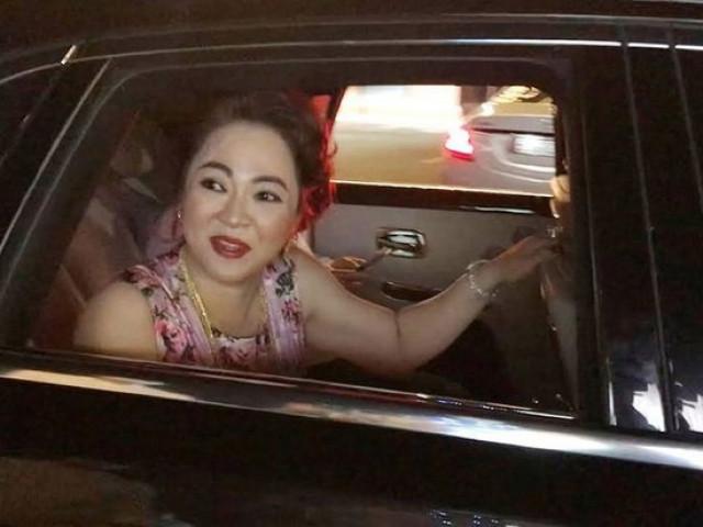 Choáng ngợp trước dàn siêu xe triệu USD của nữ đại gia Nguyễn Phương Hằng