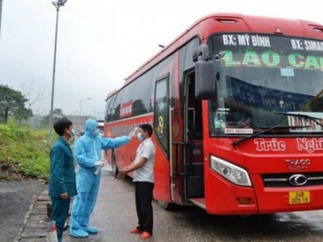 """Bắc Ninh thông tin chính thức vụ """"91 công nhân F1 trốn từ KCN về Lào Cai"""""""
