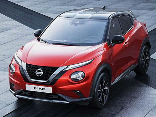 Lộ thông tin Nissan Juke quay lại thị trường Việt