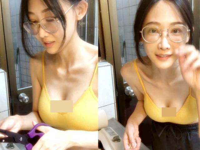 Người đẹp hững hờ với áo dây hở rốn dạy nấu mì trực tuyến thu hút 3 vạn người like