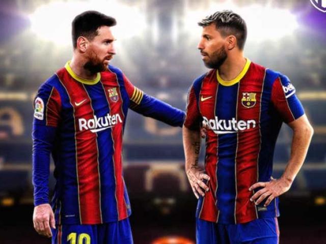 Aguero vừa đến Barca đã nhiễm Covid-19, Messi và ĐT Argentina hết hồn