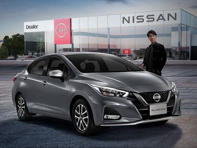 Nissan Almera 2021 sắp về Việt Nam có thể sẽ không bị cắt bớt trang bị