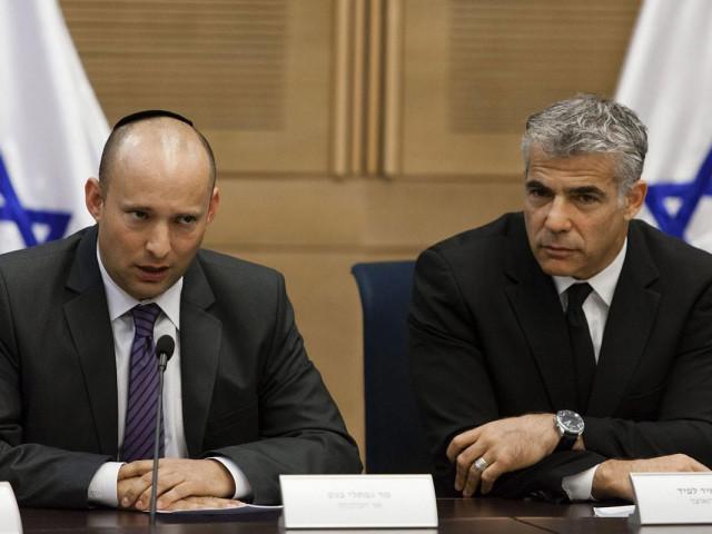 Nhận diện 'bộ đôi' thay ông Netanyahu làm thủ tướng Israel