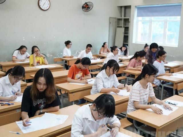 Thí sinh thuộc vùng giãn cách xã hội và thuộc diện cách ly sẽ thi tốt nghiệp THPT vào đợt 2