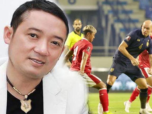 """Sau trận """"bê bết"""" của đội tuyển Thái, DV hài Chiến Thắng nói ngay câu này"""