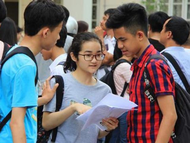 Trường THPT Chuyên Sư phạm giảm số ngày, rút thời gian làm bài thi vào lớp 10