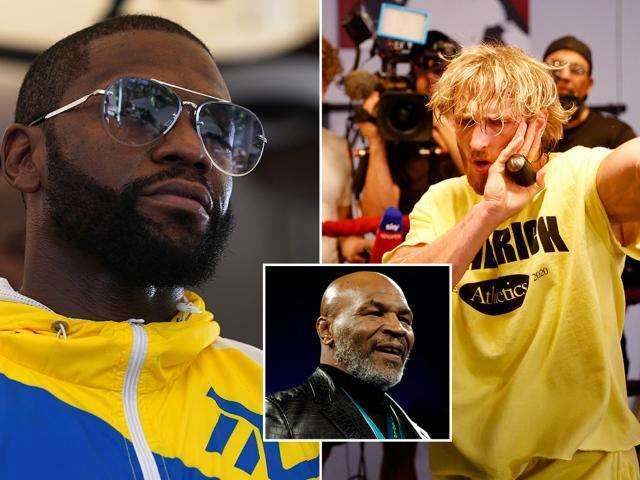 Trận Boxing Mayweather đấu Logan: Không trọng tài, Mike Tyson dự đoán ra sao?