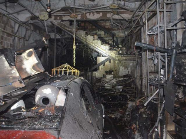 Tin tức 24h qua:Hỏa hoạn tại cửa hàng đồ điện,4 người trong 1 gia đình tử vong