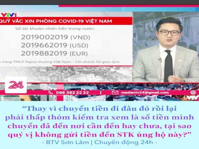 """MC VTV bắt trend mạng xã hội khiến khán giả """"phát sốt"""""""