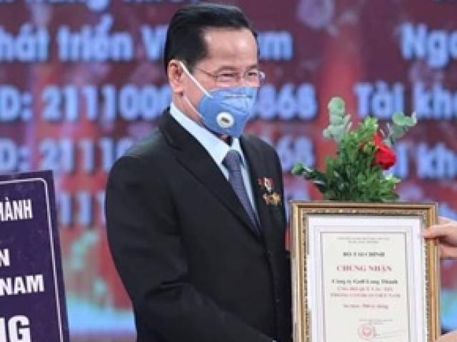 Doanh nhân Việt Nam vừa ủng hộ 500 tỷ đồng cho quỹ vắc xin Covid-19 là ai?