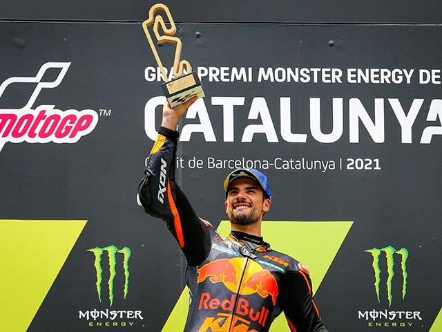 """Đua xe MotoGP, Catalan GP: """"Bò húc"""" lên đỉnh tại Barcelona, Ducati tiến gần Yamaha"""
