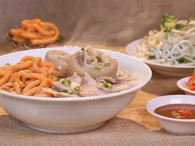 Bánh canh Bến Có: Món đặc sản ngon số 1 ở Trà Vinh