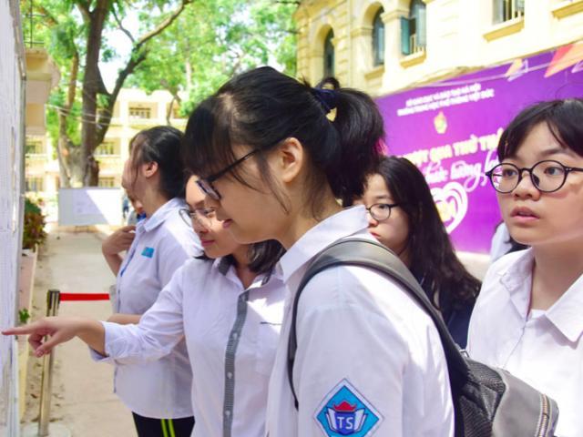Thí sinh dự thi vào lớp 10 ở Hà Nội cần lưu ý tất cả những điều sau