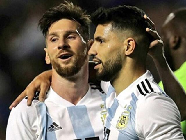 Soi trận hot vòng loại World Cup: Messi - Aguero chờ đá cặp cho Argentina, Brazil đụng kẻ bất bại