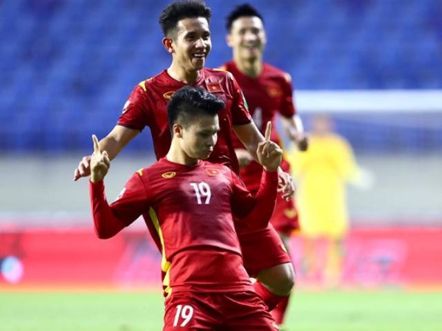 Việt Nam đầu bảng G vòng loại World Cup 2022: Dân mạng châu Á chúc gì?