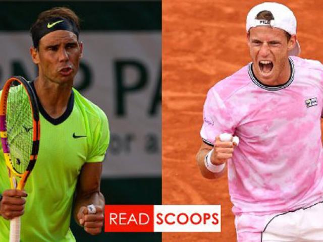 Video tennis Nadal - Schwartzman: Hủy diệt 6-0, lần thứ 14 ngọt ngào (Tứ kết Roland Garros)