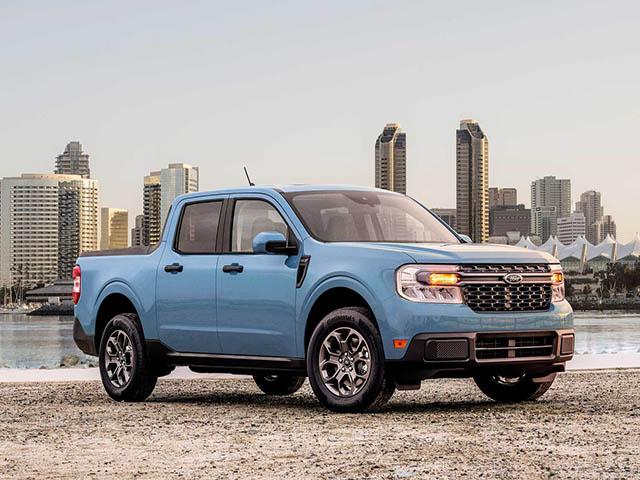 Bán tải cỡ nhỏ Ford Maverick chính thức trình làng, giá từ 459 triệu đồng
