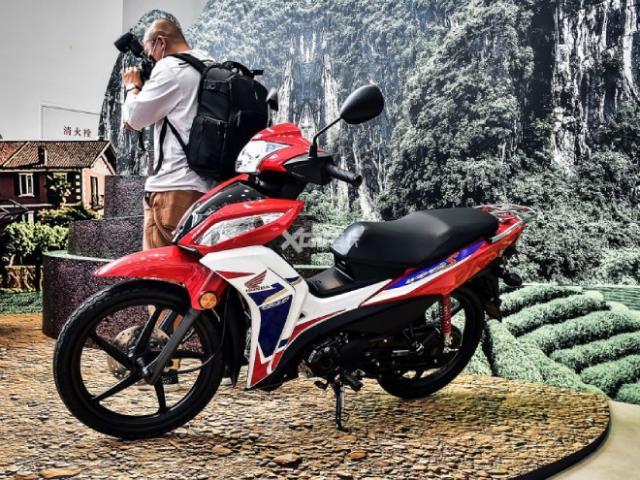 Honda Wave 110S mới tung ra thị trường đông dân nhất, thiết kế khác ở Việt Nam